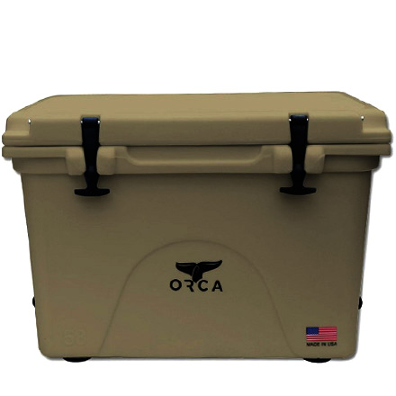 Image for ORCA 58 Quart Cooler Tan