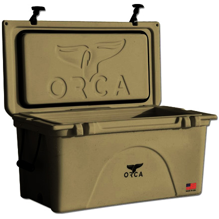 Image for ORCA 75 Quart Cooler Tan