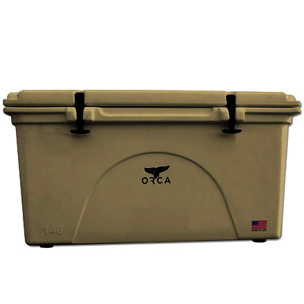 Image for ORCA 140 Quart Cooler Tan