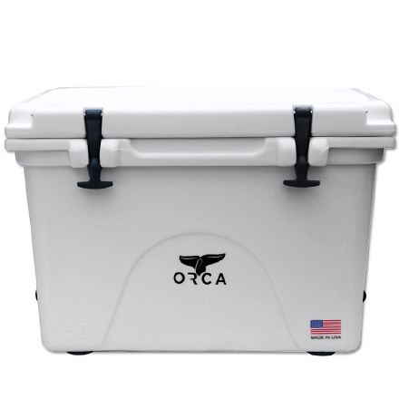 Image for ORCA 58 Quart Cooler White