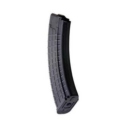 AK-47 7.62x39mm Black Finish 30 Round Magazine
