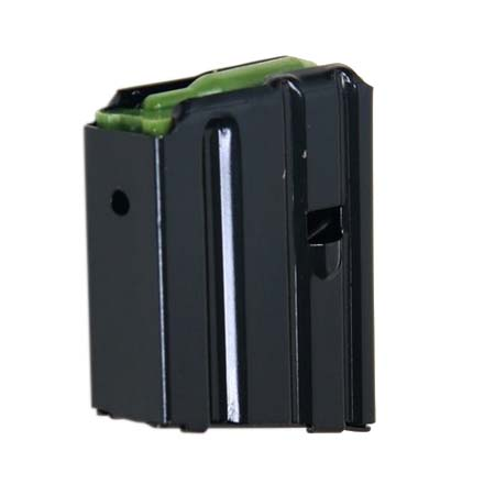 AR-15 .223 Flush Fit Blued Finish 10 Round Magazine