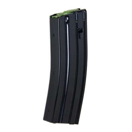 AR-15 .223 Blued Finish 30 Round Steel Magazine