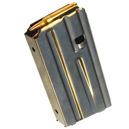 AR-15 .223 Blued Finish 20 Round Magazine