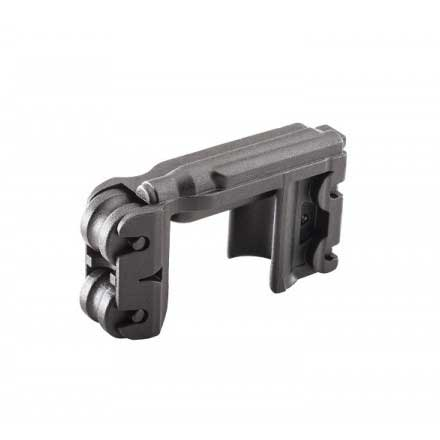 AR-15 5.56MM Roller Follower 5 Round Black Polymer Magazine