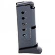 Ruger LCP 380 Magazine 6RD 380 ACP Blue Steel