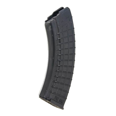 30 Round Mag for Saiga (New) 7.62x39mm Black