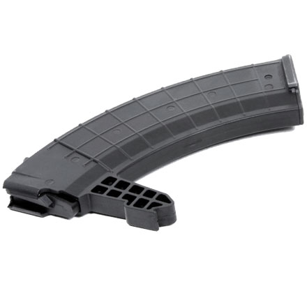 30 Round Polymer Mag for SKS 7.62x39mm Black