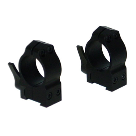 "Image for TIKKA 1"" Quick Detach Rings Medium Matte Finish"