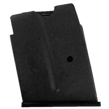 Image for 17 Hornady Magnum Rifle 452/453 5 Round Steel Magazine