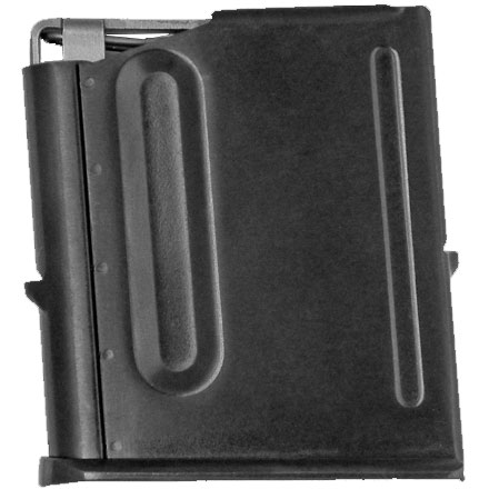 527 222 Remington 5 Round Steel Magazine