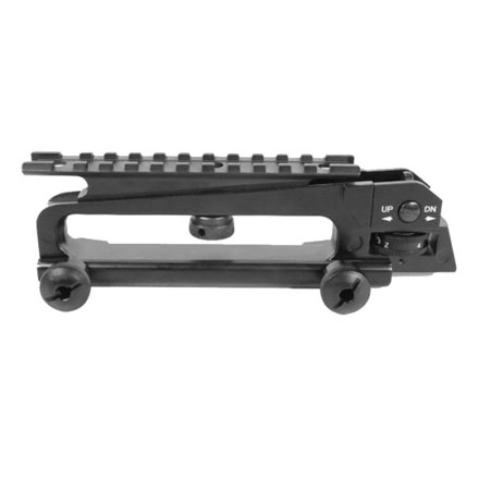Image for AR15 Removable Carry Handle With Picatinny Rail Scope Mount