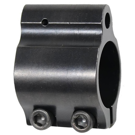AR-15 .750 Steel Low Profile Clamp On Gas Block (Gen 2)