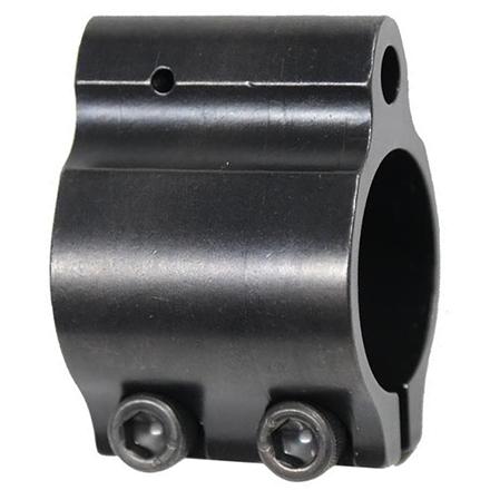 AR-15 .750 Steel Low Profile Clamp On Gas Block (Gen 2)