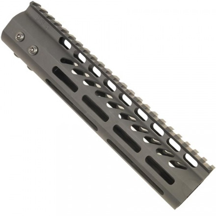 "Image for 9"" Ultra Lightweight Thin M-LOK Free Floating Handguard With Monolithic Top Rail"