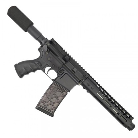 "9"" Ultra Lightweight Thin M-LOK Free Floating Handguard With Monolithic Top Rail"