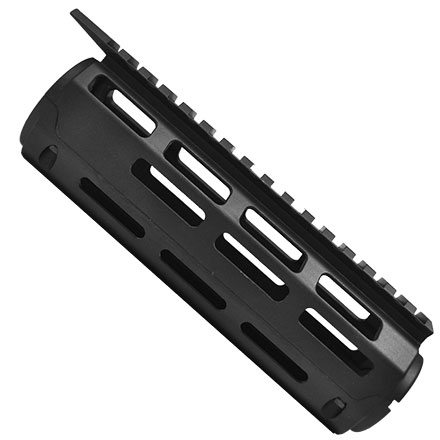 "7"" AR15 Aluminum Carbine Length Drop In M-LOK Free Floating Handguard w Monolithick Top Rail"