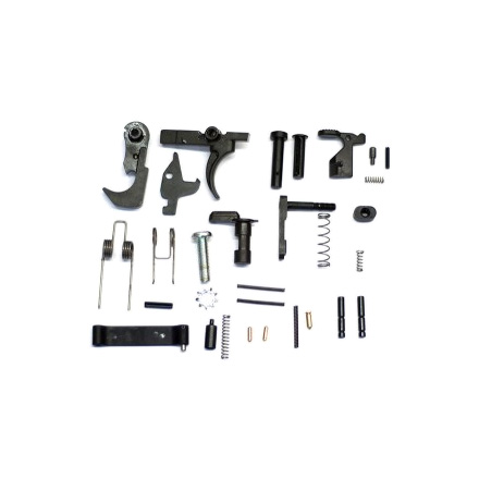AR-15 Lower Parts Kit Without Pistol Grip