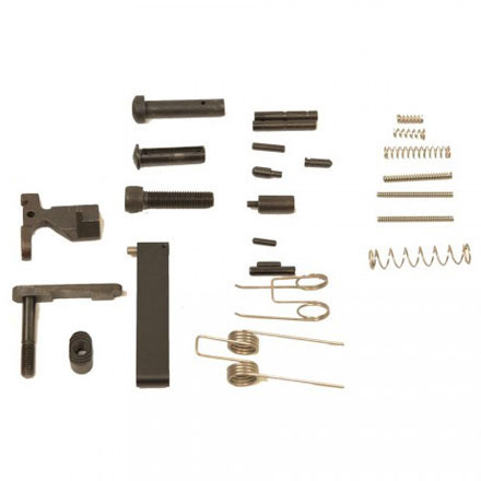 AR-15 Lower Parts Kit With Out Fire Control Group and Grip