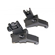 AR-15 45 Degree Spring Assisted Flip Up Sight Set
