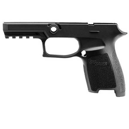 P320/P250 Compact Grip Module Assembly .45 ACP Small Black