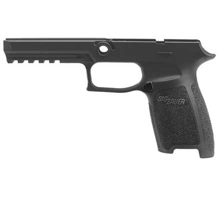P320/P250 Full Grip Module Assembly .45 ACP Large Black