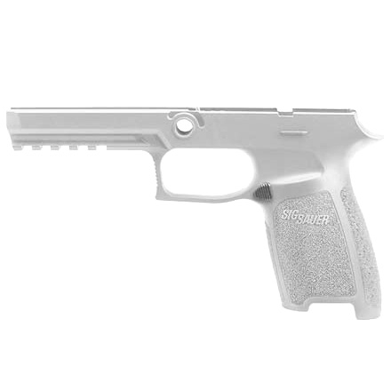 P320/P250 Full Grip Module Assembly 9mm / .40 Auto / .357 Sig Medium White