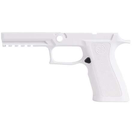 P320 X-Series Full Grip Module Assembly 9mm / .40 Auto / .357 Sig Medium White