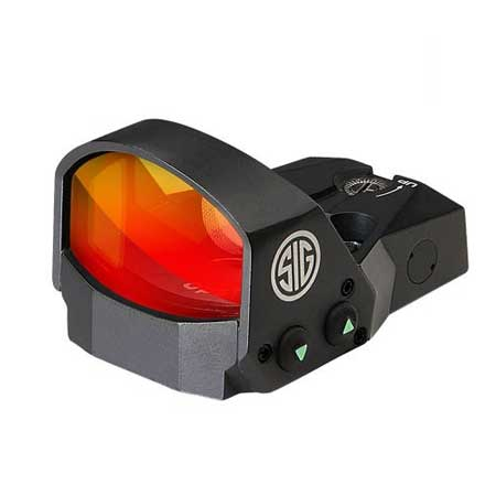 Romeo1 Reflex Sight 1x30mm 3 MOA Red Dot Reticle 1.0 MOA Adj Hangun Adapter Pack Black