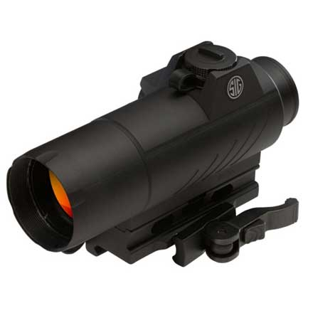 Romeo7 Full Size Red Dot Sight 1x30mm 2 MOA Red Dot Reticle 0.5 MOA Adj M1913 Black