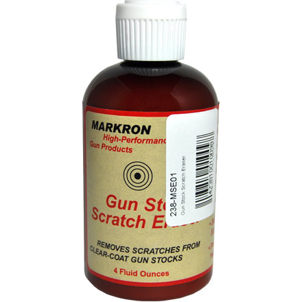 Gun Stock Scratch Eraser