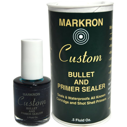 Markron Custom Bullet and Primer Sealer (1/2 Oz)