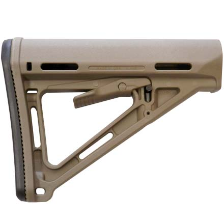 Magpul MOE Carbine Stock Dark Earth for AR-15 (For Mil-Spec Buffer Tube)