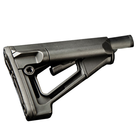 Magpul STR Carbine Stock Black  for AR-15 (Commercial Buffer  Tube)