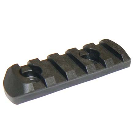 Magpul MOE L2 Rail Section Kit Black (5 Slots)