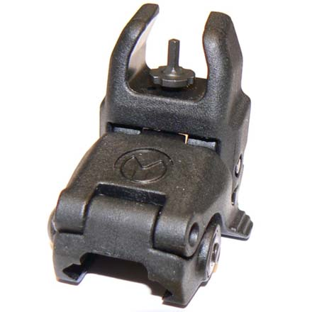 Image for Magpul MBUS Flip Up Front Sight Black for AR-15