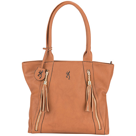 Browning Alexandria Handbag Brown