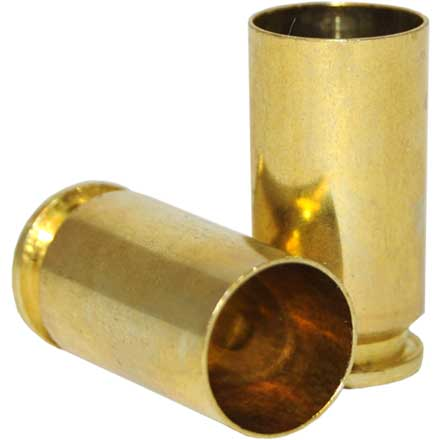 Factory NEW 40 S&W Unprimed Brass GBW Headstamp Bulk Breakdown 500 Count
