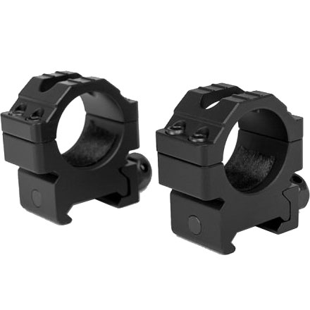 "Trinity Force 1"" V2 Rings Short"
