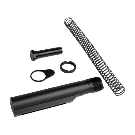 AR-15 Mil Spec Buffer Tube Assembly Kit