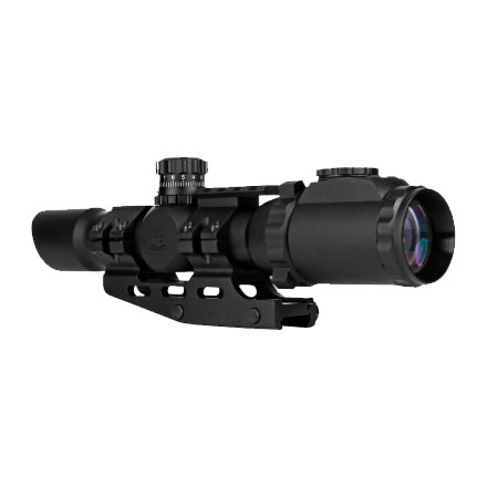 Assault V2 1-4x28mm with P4 Sniper Reticle