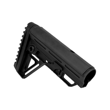 Alpha Stock Black for AR-15