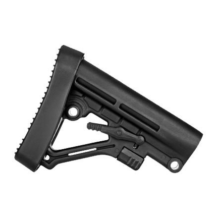 Omega Stock Black for AR-15