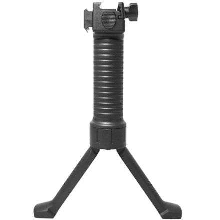 AR15 Vertical Forend Grip Bipod