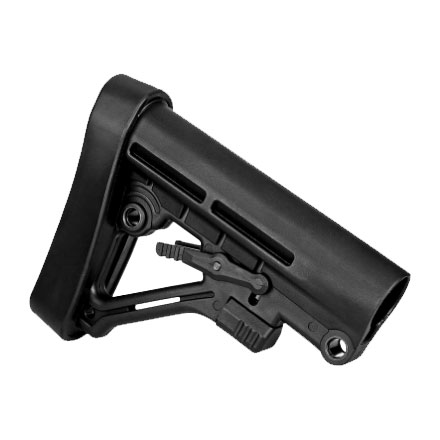 Omega Stock Assembly Kit Combo Black for AR-15