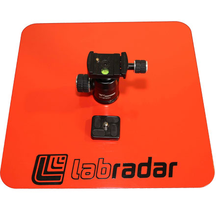 LabRadar Bench Rest Plate For LabRadar