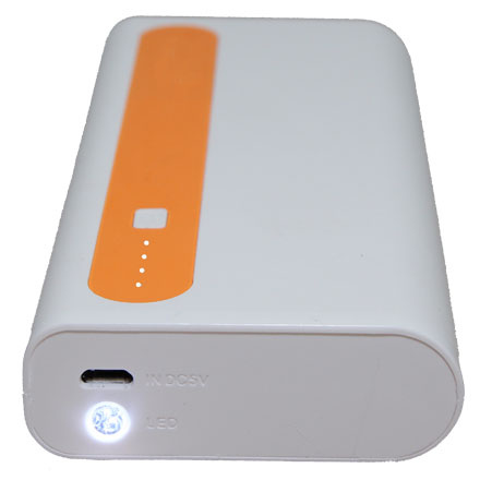 LabRadar USB Rechargeable Battery Bank