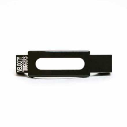 MPC Trigger Guard Slotted Black