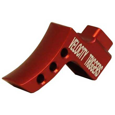 Curved Radius Red Trigger Shoe for MPC Trigger