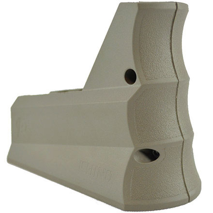 Rhino R-23 Magwell Funnel and Grip FDE